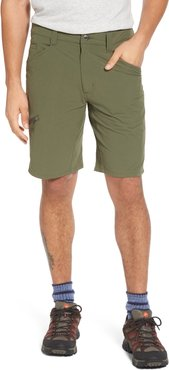 Quandary Water Repellent Stretch Hiking Shorts