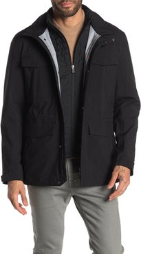 Save The Duck Water-Resistant 2-in-1 Field Jacket at Nordstrom Rack