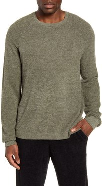 Barefoot Dreams Cozychic(TM) Lite Raglan Sweater