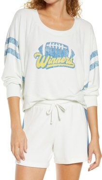 Winners Football Pullover