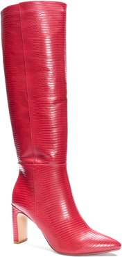 Evanna Pointed Toe Boot