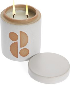 Form Glazed Ceramic Scented Candle