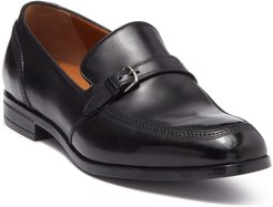 BALLY Leather Slip-On Loafer at Nordstrom Rack