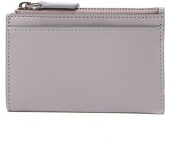 Tumi Zip Leather Card Case at Nordstrom Rack