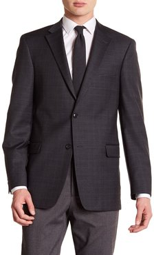 Tommy Hilfiger Adams Modern Fit Flex Performance Wool Blend Suit Separates Jacket - Extended Sizes Available at Nordstrom Rack
