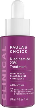 Clinical Niacinamide 20% Treatment