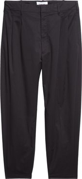 Relax Fit Stretch Cotton Pants