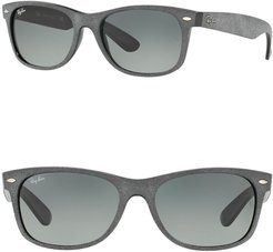 Ray-Ban Icons 52mm Square Sunglasses at Nordstrom Rack
