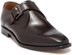 Antonio Maurizi Leather Monk Strap Loafer at Nordstrom Rack
