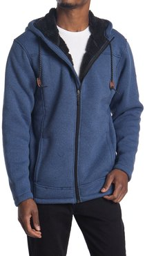 Free Country Faux Shearling Lined Zip Jacket at Nordstrom Rack