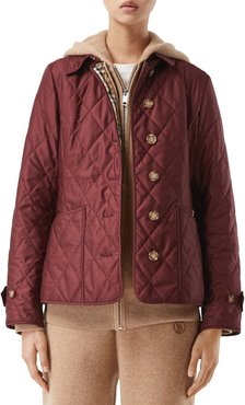 Fernleigh Thermoregulated Diamond Quilted Jacket