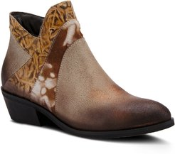 Roughout Bootie
