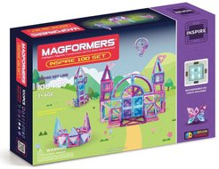 Girl's Magformers 'Inspire' Magnetic Construction Set