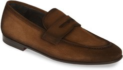 To Boot New York Enzo Apron Toe Penny Loafer at Nordstrom Rack
