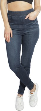 Ingrid & Isabel Pull-On Postpartum Skinny Jeans