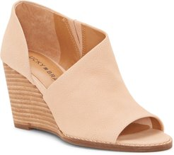 Jaxy Open Toe Wedge