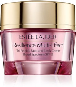 Resilience Multi-Effect Tri-Peptide Face And Neck Creme Spf 15 For Normal/combination Skin