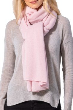 AMICALE Cashmere Travel Wrap Scarf at Nordstrom Rack