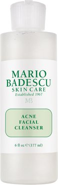 Acne Facial Cleanser, Size 6 oz