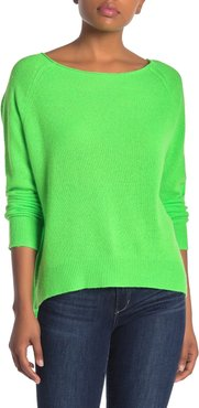 360 Cashmere Jolene Boatneck Cashmere Sweater at Nordstrom Rack