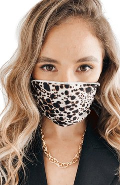 Adult Four Layer Adult Mask Scarf