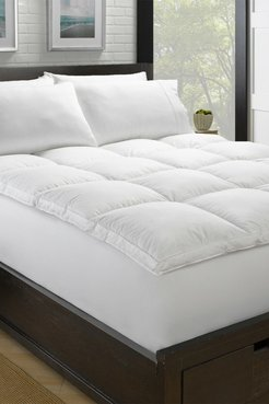 Ella Jayne White Down Feather Bed - Cal King at Nordstrom Rack