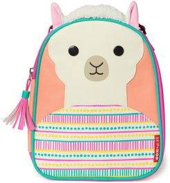 Toddler Skip Hop Insulated Llama Lunch Bag -