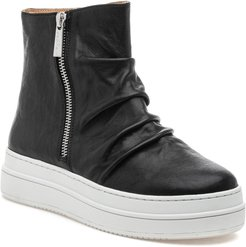 Tina Platform High Top Sneaker