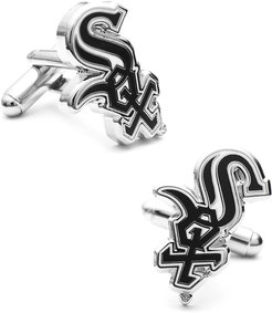 'Chicago White Sox' Cuff Links