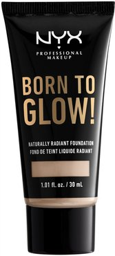 NYX COSMETICS Born To Glow Naturally Radiant Foundation - Porcelain at Nordstrom Rack