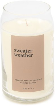 Zodax Sweater Weather Candle - Bourbon Pepper & Chestnut at Nordstrom Rack