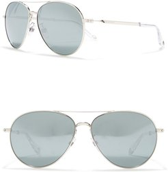 Givenchy 61mm Aviator Sunglasses at Nordstrom Rack