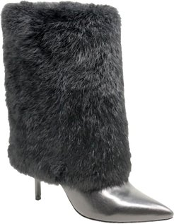 Vandal Genuine Rabbit Fur Bootie