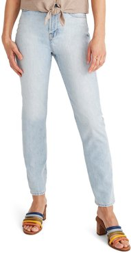 Plus Size Women's Madewell The Curvy Perfect Vintage High Waist Jeans
