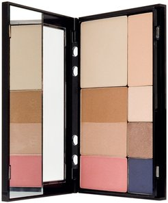 Medium Makeup Wardrobing Refillable Magnetic Page Color