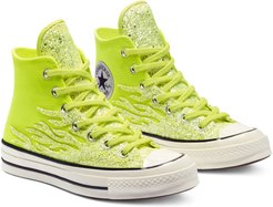 Chuck Taylor All Star 70 Archive Glitter High Top Sneaker
