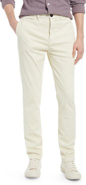 Denit Slim Fit Stretch Chino Pants
