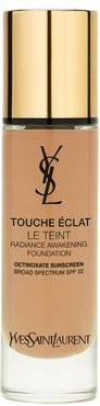 Touche Eclat Le Teint Radiant Liquid Foundation With Spf 22 - Bd60 Warm Amber