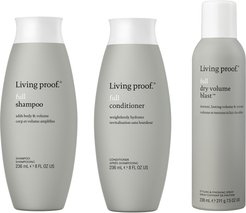 Living Proof Full Size Full Shampoo, Conditioner & Styling Set, Size One Size