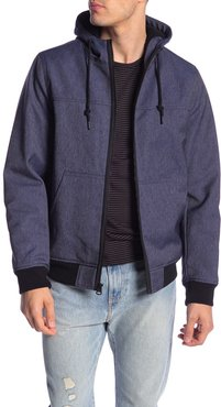 Levi's Faux Shearling Lined Bomber Jacket at Nordstrom Rack
