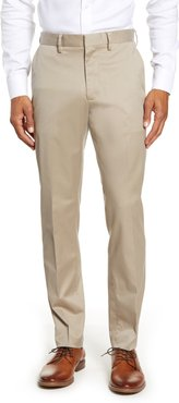 Athletic Fit Leg Non-Iron Chinos