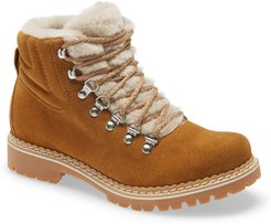 Camelia Genuine Shearling Lined Boot