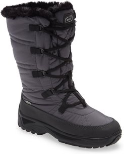 Vail Lace-Up Waterproof Snow Boot