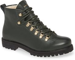 Sl81 Genuine Shearling Lined Hiking Boot