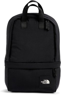 City Voyager Daypack Water Repellent Backpack - Black