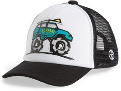 Toddler Grom Squad Surfari Trucker Hat -