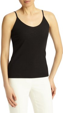 Mesh Jersey Camisole