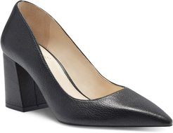 Frittam Pointed Toe Pump