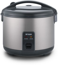TIGER JNP-S10U 5.5-Cup (Uncooked) Rice Cooker and Warmer, Stainless Steel Gray at Nordstrom Rack