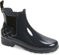 Original Refined Quilted Gloss Chelsea Waterproof Boot